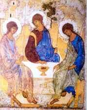 ¡Gloria al Padre, al Hijo y al Espíritu Santo!